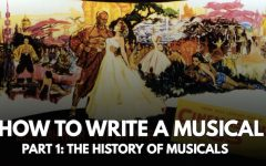 How to write a musical