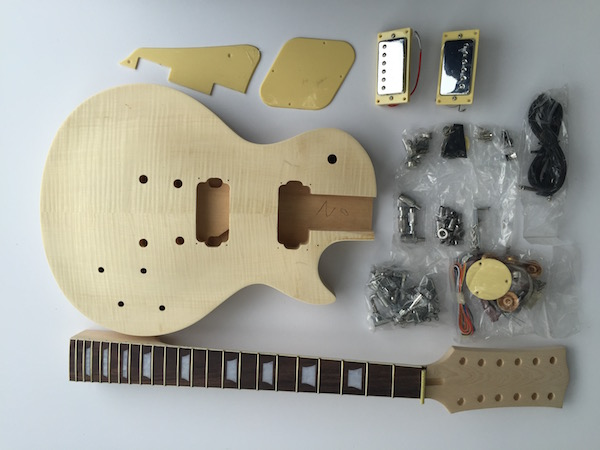 FretWire Guitar Kit
