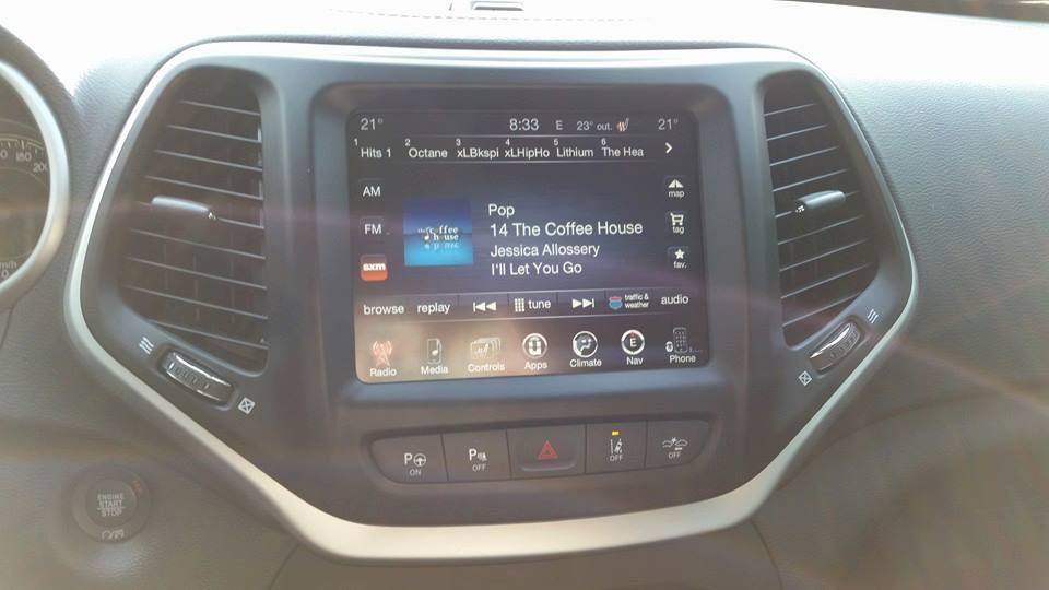 That time I caught my OWN song playing on my favorite XM radio channel!
