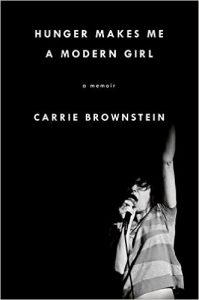 hunger makes me a modern girl, music books