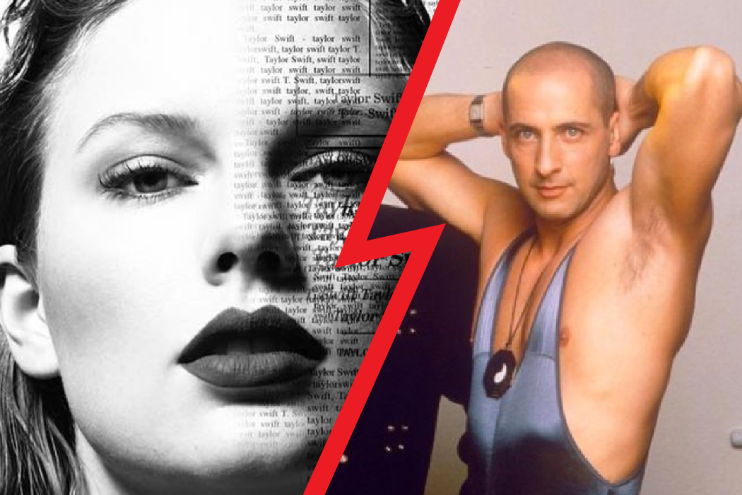 Right Said Fred and Taylor Swift