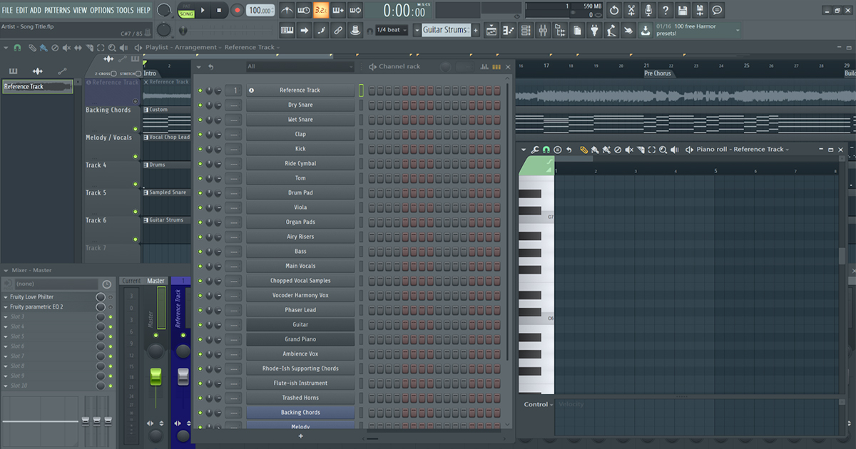 5 Reasons Why I Love Working in FL Studio to Make Beats – Soundfly